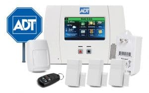 ADT Packages and equipment you get