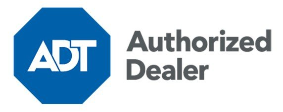 ADT Home Security Systems With Reviews Logo