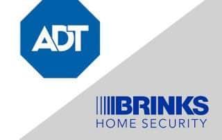 ADT vs Brinks Home Security