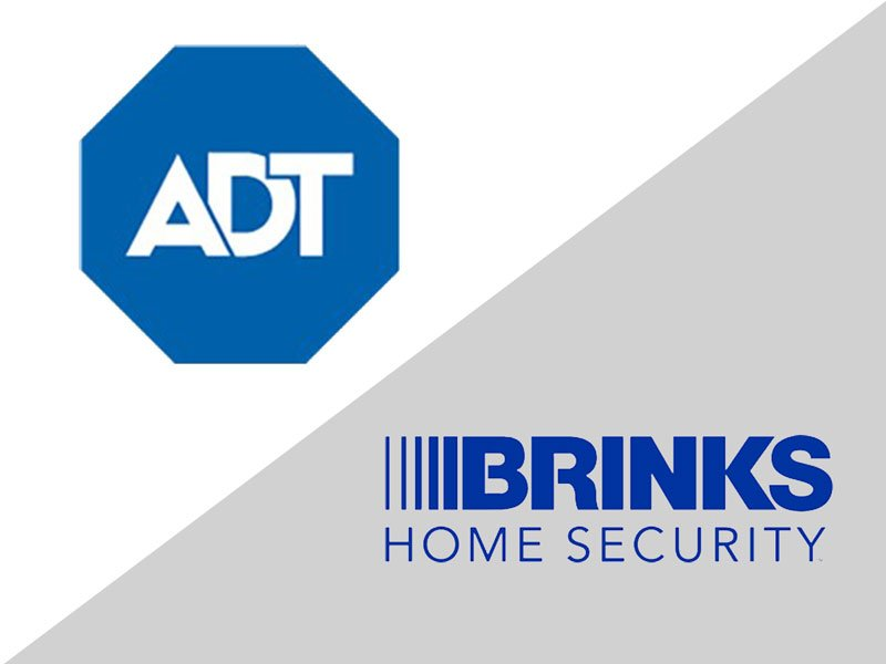 ADT vs Brinks Home Security