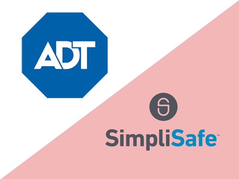 ADT vs Simplisafe Home Security